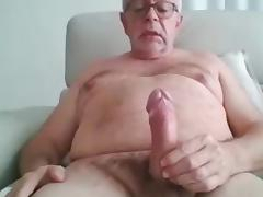 Jizz, Cum, Grandpa, Old Man, Grandfather, Jizz