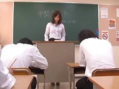 Teacher, Asian, Compilation, Hardcore, Japanese, Pussy