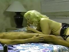 Cougar, Bedroom, Big Cock, Big Tits, Blonde, Blowjob