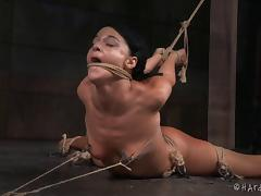 Ballerina, BDSM, Bondage, Brunette, Fetish, Flexible
