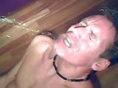 Amateur Bisex Piss Party porn tube video