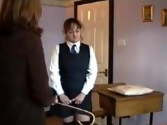 Caned porn tube video
