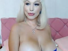 Gifted Chick with a Very Huge Tits