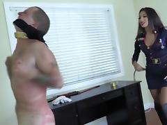 Choking, Asian, BDSM, Choking, Femdom, Gagging