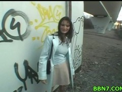 Stunning teen girl tube porn video