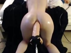 Fuck machines porn tube video