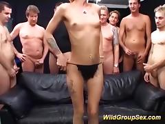 german stepmoms first orgy tube porn video