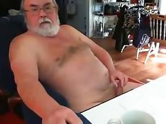 Grandpa cum on cam 4 tube porn video