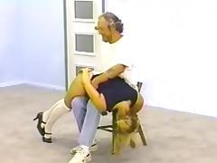 Punishment Spanking porn tube video