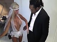Bride, Big Cock, Big Tits, Blonde, Blowjob, Boobs