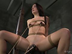 Gorgeous Marley Blaze was never in this kind of situation! porn tube video