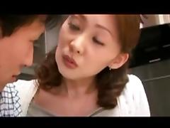 Mom and Boy, Asian, Fucking, Japanese, Mature, Mom