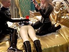 Dildo Lesbian porn tube video