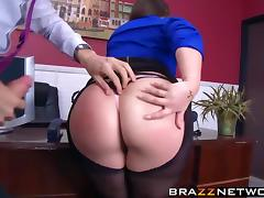 Office, Assfucking, Big Ass, Bitch, Boss, Fucking