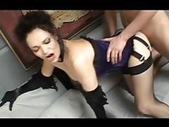 Exotic pornstar Veronique LeFay in incredible brunette, cunnilingus sex clip