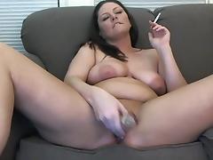 Smoking porn tube video