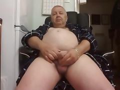 Grandpa cum on cam 7 tube porn video