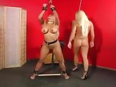 Lesbina dom bdsm porn tube video