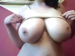 Big  perky  beautiful boobs porn tube video