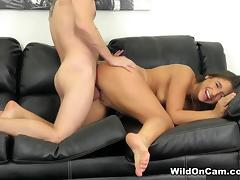 Abella Danger in Fucking Abella - WildOnCam