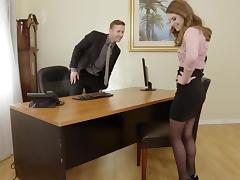 Office, Assfucking, Boss, Couple, Fucking, Hardcore