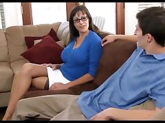 free Mom and Boy porn tube