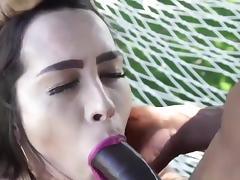 Big Butt  BBC doggy porn tube video