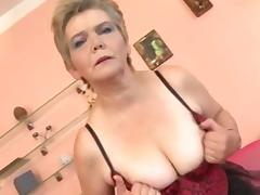 Exited Granny with a cock R20 porn tube video