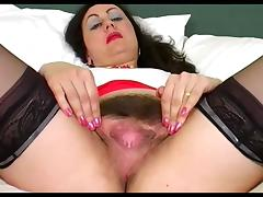 Old hairy spread pussy porn tube video
