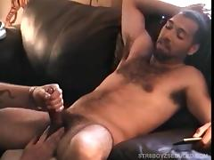 Straight Boy Cum On My Tongue