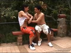 Barebacking videos. In order to diversify sex scenes some decide to try lustful barebacking