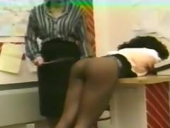 Black, Black, Ebony, Punishment, Spanking, Vintage