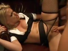 Missy Monroe Takes On Evan Stones Cock And Likes It