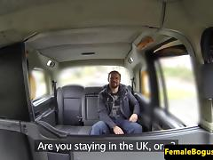 Busty british cabbie fingered and fucked tube porn video