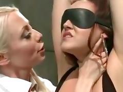 Lesbian sex slaves