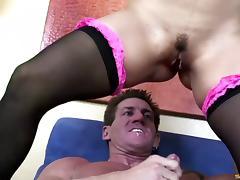 Ravishing Oriental MILF Jessica Bangkok likes pleasuring a massive rod tube porn video