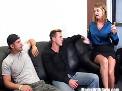 Angry Boss Kayla Quinn Fucks Two Insubordinate Employees porn tube video