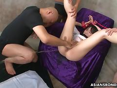 Asian, Asian, Ass, BDSM, Fetish, Slave