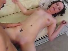Pornstar, Blowjob, Brunette, Horny, Lick, Naughty
