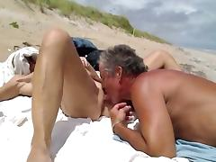 Creampie outdoors tube porn video