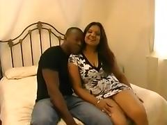 Fantastic british indian mature with black man porn tube video