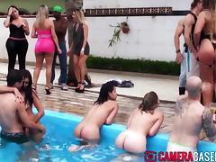 Festa da Putaria com gostosas do porno