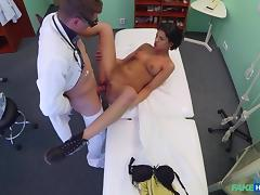 Coco in Foreign patient with no health insurance pays the pussy price for alternative treatment - FakeHospital tube porn video