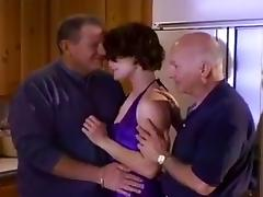 Old Man Dave Joins Wife Fucker In Front Of Hubby porn tube video