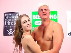 Maci Winslett,Porno Dan in Porno Dan feasts on Maci Winslett Video
