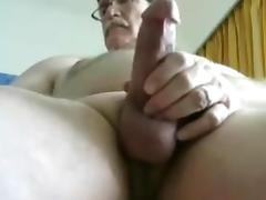 Grandpa long stroke porn tube video