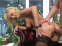 Crazy pornstar in amazing cumshots, gaping adult video porn tube video