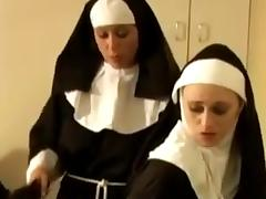 Spanking, Naughty, Nun, Spanking, Church