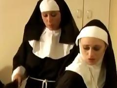 Church, Naughty, Nun, Spanking, Church