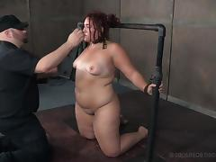 come on, big girl! stand up already! porn tube video